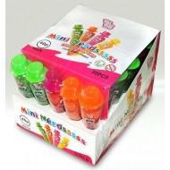 Mini Nerddsss Crazy Peppers Halal Fruit Hard Candy 30 Pcs